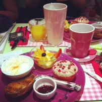 Brunch che Chloe's