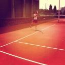 Coco ♥ Tennis